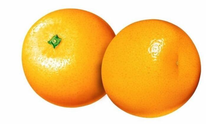 不用剥开橘子皮,就能知道橘子的瓣数