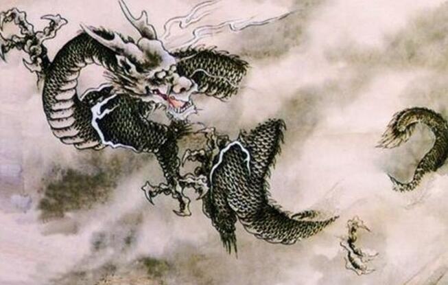 传说中的龙是否真的存在?2亿年前的化石揭露真相