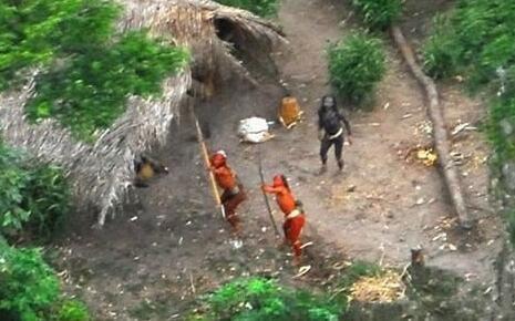 """考古学者发现:七个小矮人现实版 发现""""矮人岛"""""""