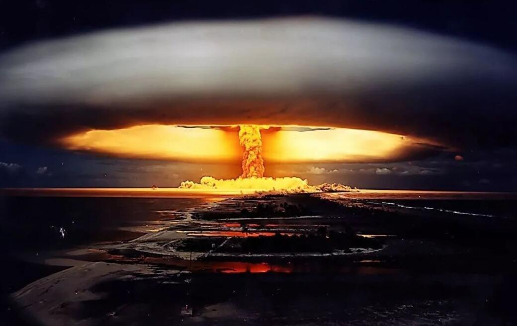 史前文明毁灭或许是核爆炸造成?