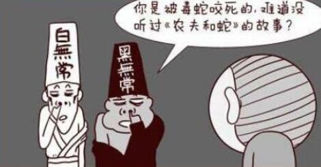 白素贞与农夫的故事