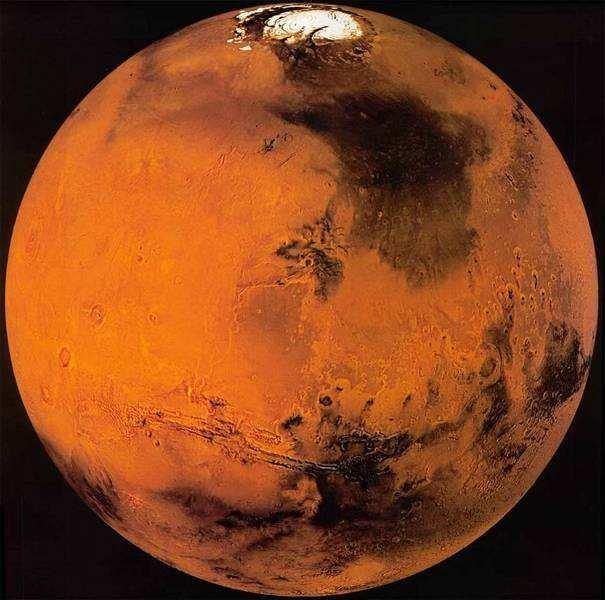 火星海洋消失真相:彗星太阳风或为元凶