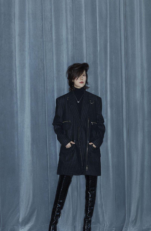 海清时尚前卫杂志写真大片