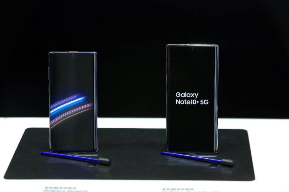 5G機皇已來 三星Galaxy Note10+5G正式登陸中國