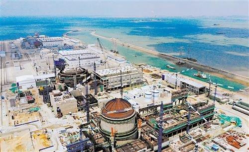 核電產業重新開啟了審批通道 項目建設開始提速