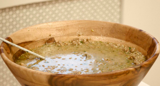 4000年前文字食谱:显示有肉经常煮汤 大多数食谱只有短短四行文字