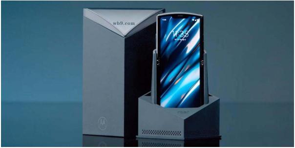 摩托罗拉发布手机,经典和科技完美结合,Hello,Moto!