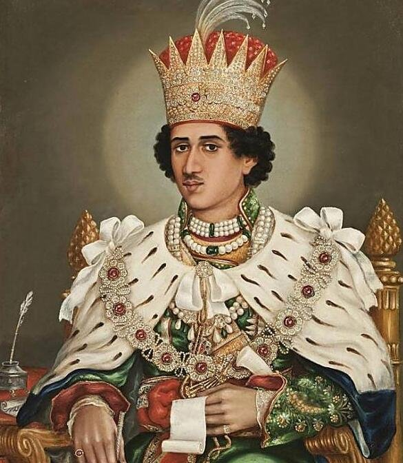 卡迦巴国王的故事,卡迦巴国王微服暗访的故事