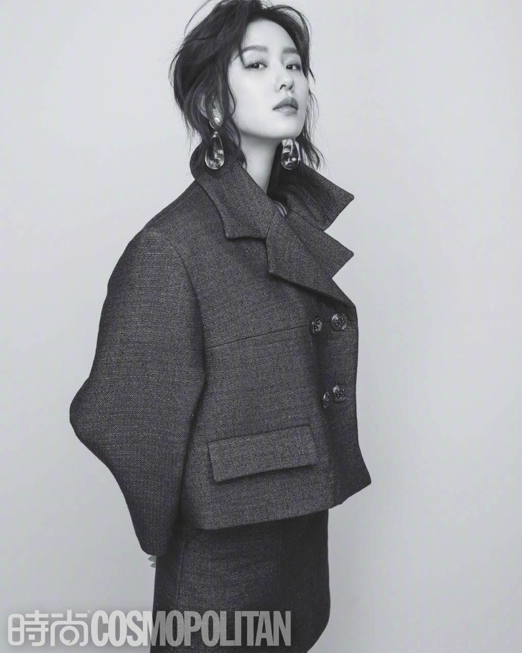刘诗诗仙气时尚写真图片