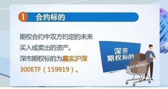 沪深300ETF期权是什么,沪深300ETF期权最新消息