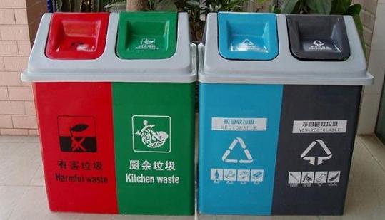 北京垃圾分類新規