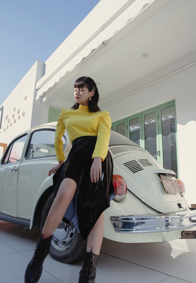 安悦溪最新时尚魅力写真大片