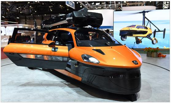 首輛飛行汽車亮相長什么樣?首輛飛行汽車亮相性能和價格如何?