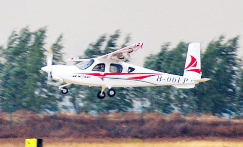 RX4E飛機