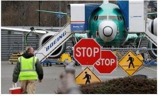 波音明年1月起暂停生产737 MAX 并承诺此时不裁员