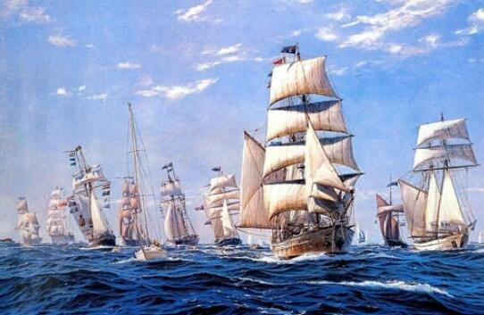 西班牙的无敌舰队怎么被打败的?无敌舰队有多厉害?
