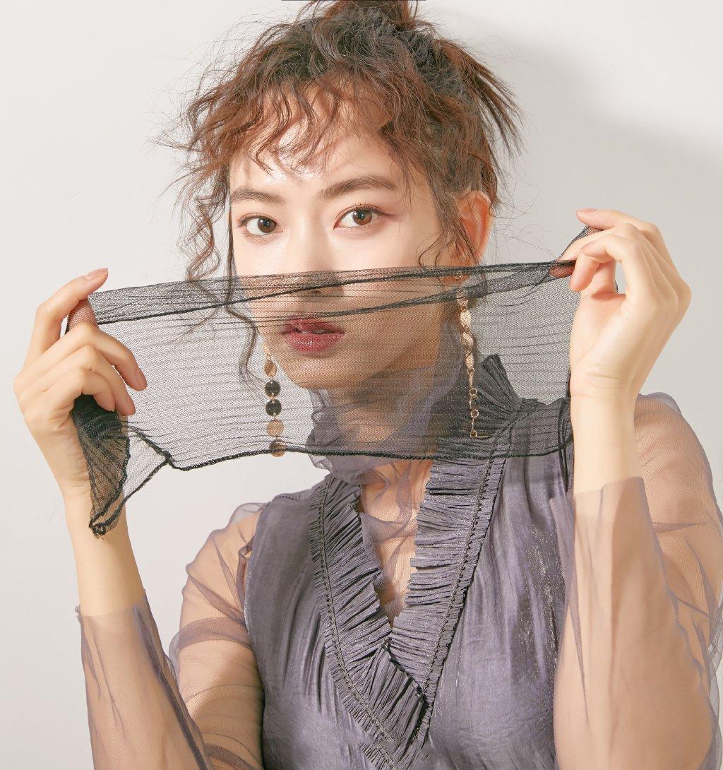 陳雨鍶朦朧甜美寫真圖片