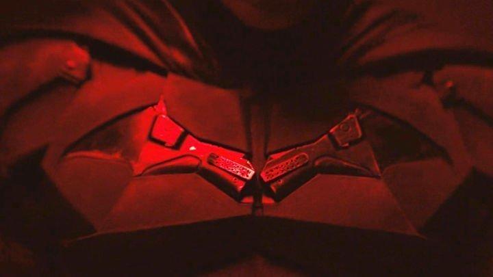 新蝙蝠侠造型
