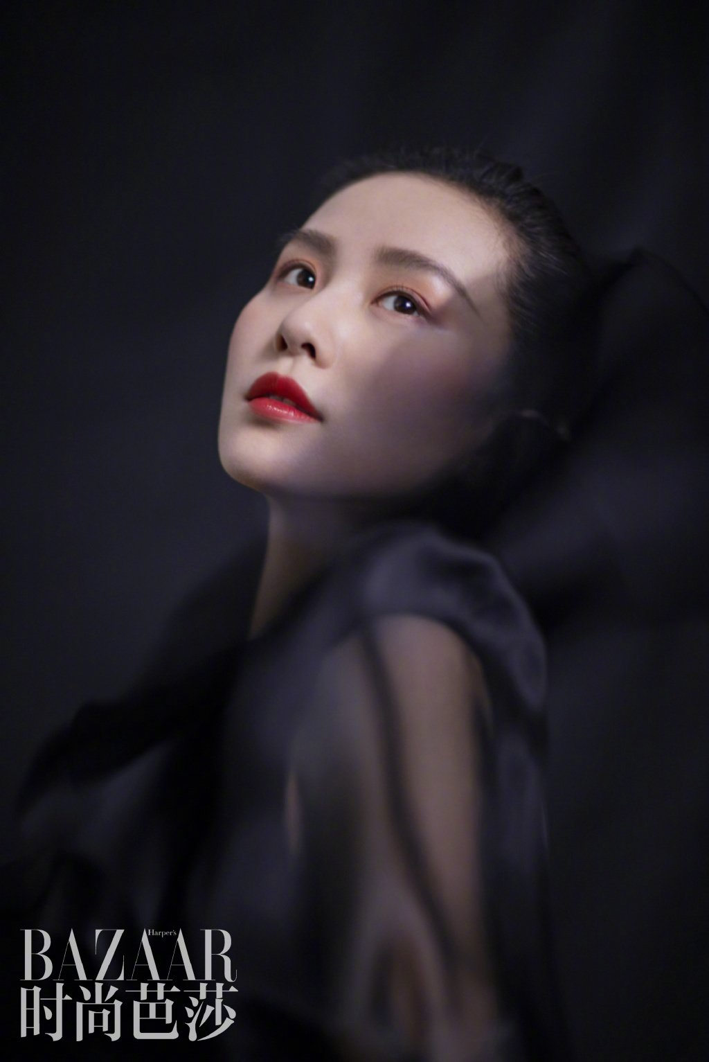 刘诗诗温柔知性性感写真图片