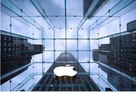 苹果市值跌破万亿