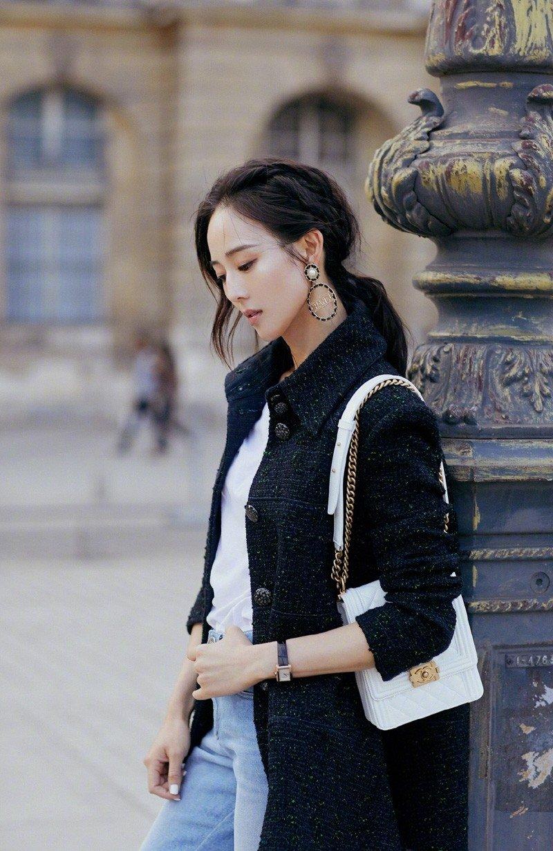 张钧甯御姐气质时髦写真图片