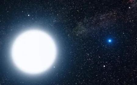 天狼星双星系统