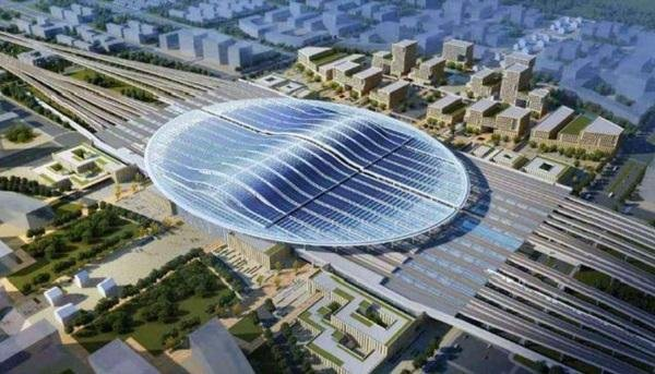 雄安站预年底使用,京津冀交通枢纽的雄安站开通将会带来什么影响?