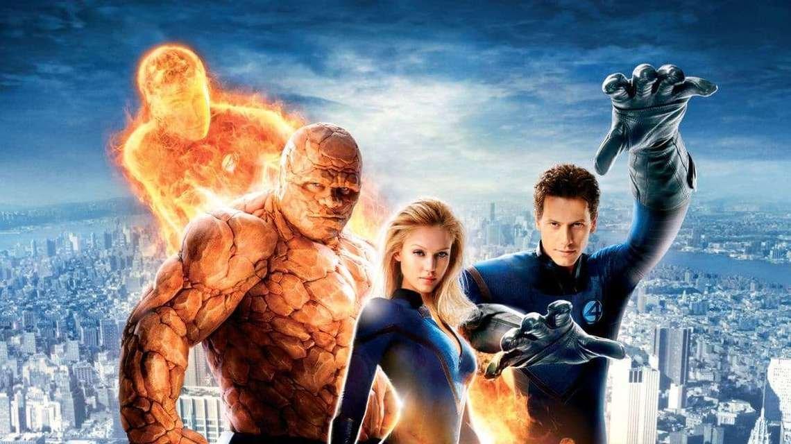 流派历史中的这一周:15年前《神奇四侠》上映了