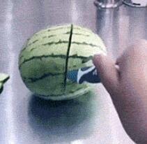 这样的西瓜不是更好吃,而是更贵!