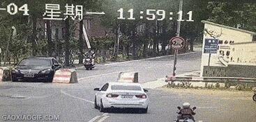 这样的技术驾照怎么过的