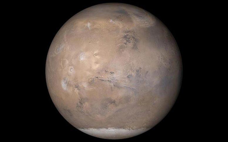火星-全球-测量员