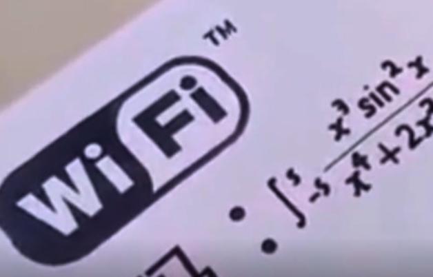 搞笑大合集,WiFi密码写出来你都未必知道!