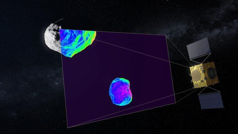赫拉-扫描-撞击坑