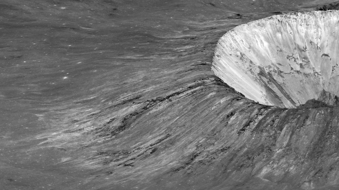 地球的小行星撞击率在2.9亿年前突然上升