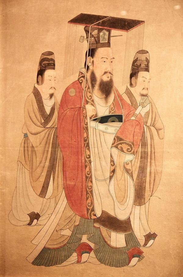 杨广怎么当上太子的?杨勇和杨广是什么关系?