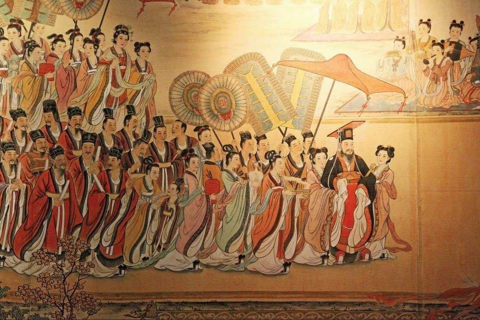 杨广当上太子后都做了什么?其母独孤皇后怎么去世的?