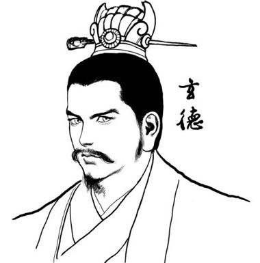 曹操东征刘备,刘备惨败捡了一条命,投奔袁绍