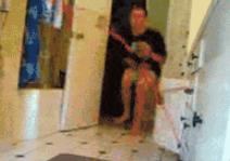 你们小时候玩过弹弓吗