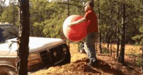 你是相信球还是相信车技