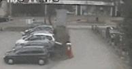 停车一定要注意