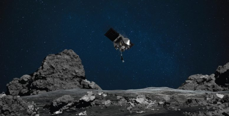 航空航天局正在建造新的最先进的实验室来研究新的小行星样本
