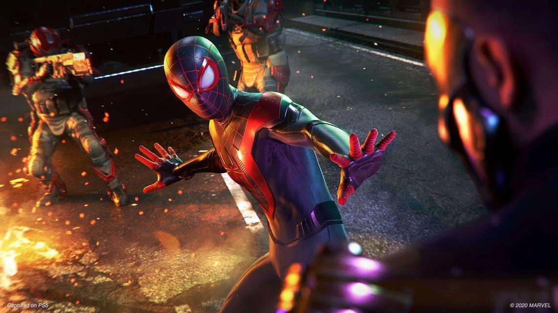 漫威刚刚证实蜘蛛侠敌人将在迈尔斯·莫拉莱斯PS5游戏中吗?