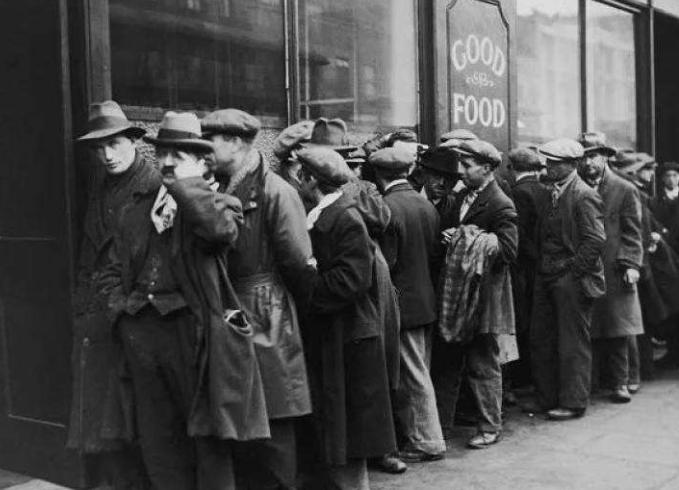 美国经济大萧条