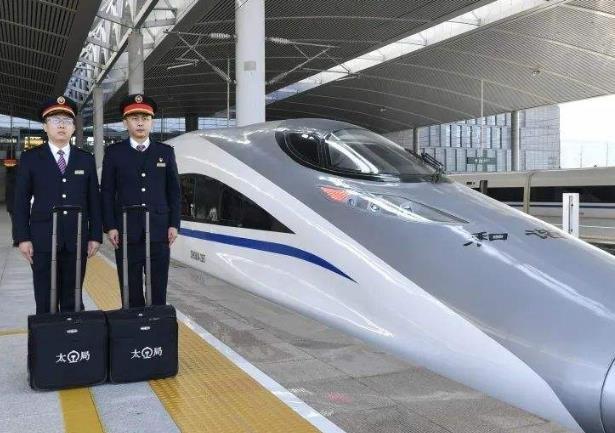 郑太高铁全线首次试运行 .jpg