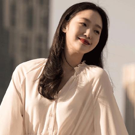 韩国女明星金高银美艳写真