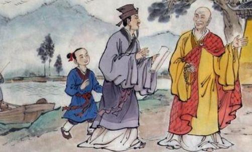 苏轼和佛印之间有什么故事?苏轼和佛印的故事非常有趣!
