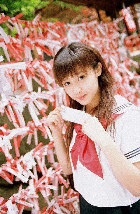 日本人气女王泽尻英龙华写真