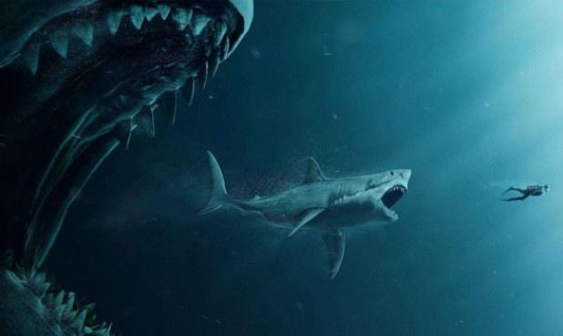 远古十大猛兽 第一咬合力惊人第二海底强者外表恐怖