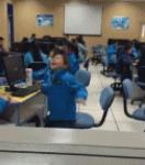 同学们下课了!