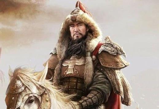 大蒙古帝国的成吉思汗,不仅会弯弓射大雕
